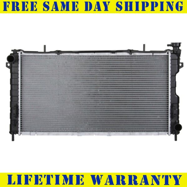 Radiator For 2001-2004 Dodge Caravan Voyager Chrysler Town & Country 3.3L 3.8L