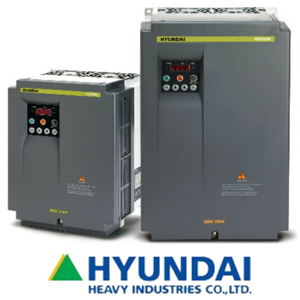 125 HP Hyundai VFD Variable Frequency Drive 460V 3 Ph N700E-900HF 2 YR Warranty