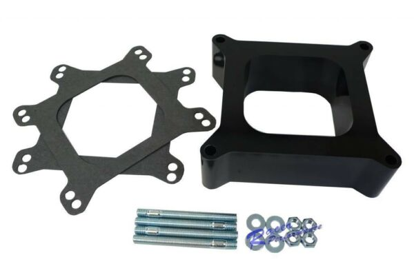2quot; Open Phenolic Carburetor Spacer 4bbl Holley Chevy Ford SBC BBC BB SB 350 Carb $23.96