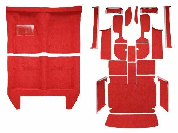Carpet Kit For 1966 Dodge Charger Automatic Complete Kit