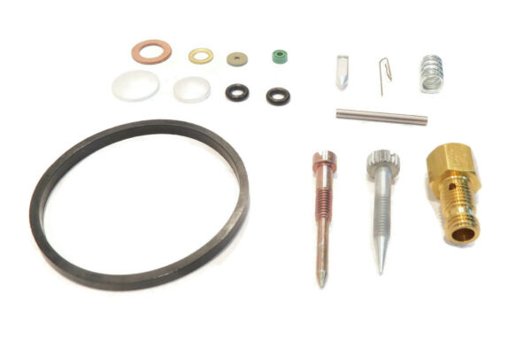 CARBURETOR REBUILD KIT for Tecumseh HS40 HS50 HSK35 HSK60 Snow Blower Thrower