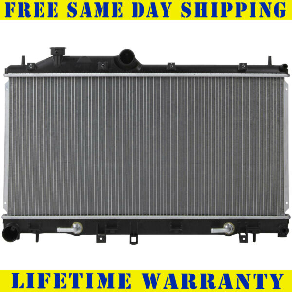 Radiator For 2009-2013 Subaru Forester 2.5L Turbocharged Same Day Shipping