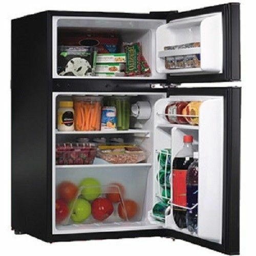 Compact refrigerator and Mini Freezer Home Office Dorm Fridge appliances Party