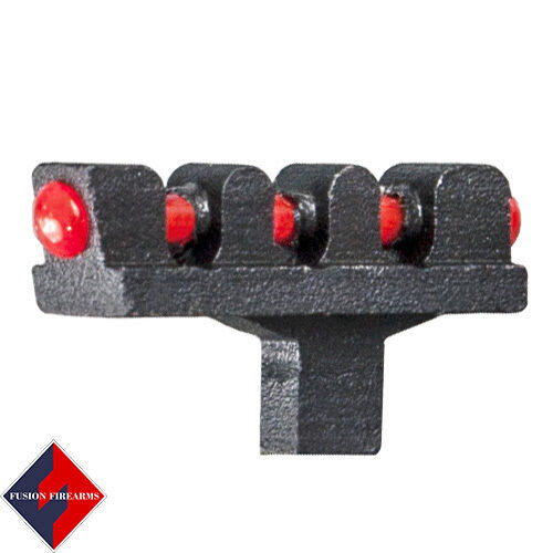 1911 Front Sight 70 Series Stake on Red Fiber Optic .165quot; $21.95