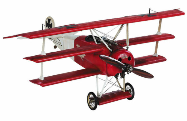 Fokker Triplane of the Red Baron 18