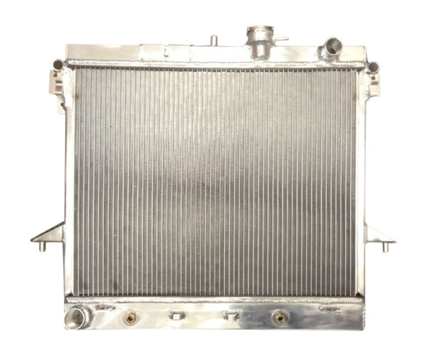 New All Aluminum Radiator for Hummer H3 06-10 H3T 09-10 GMC Canyon 09-12 5.3L
