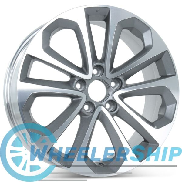 New 18quot; x 8quot; Replacement Wheel for Honda Accord 2013 2014 2015 Rim 64048