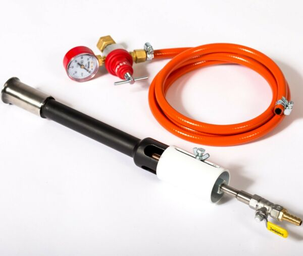 DFPPROF GAS BURNER blacksmiths forge furnace foundry raku kiln propane farrier