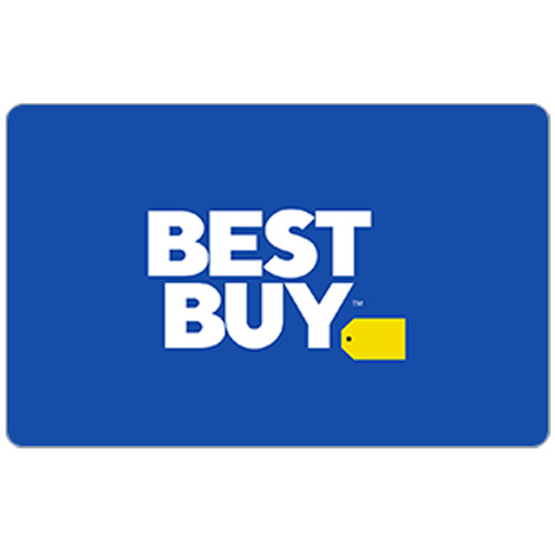 Best Buy Gift Card $25 $50 $100 or $150 - Email delivery