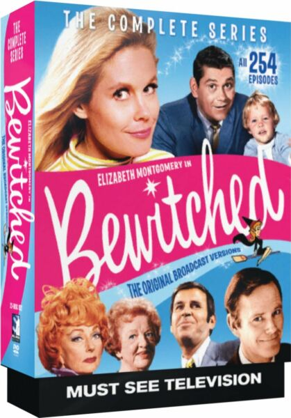 Bewitched Complete Series $28.94