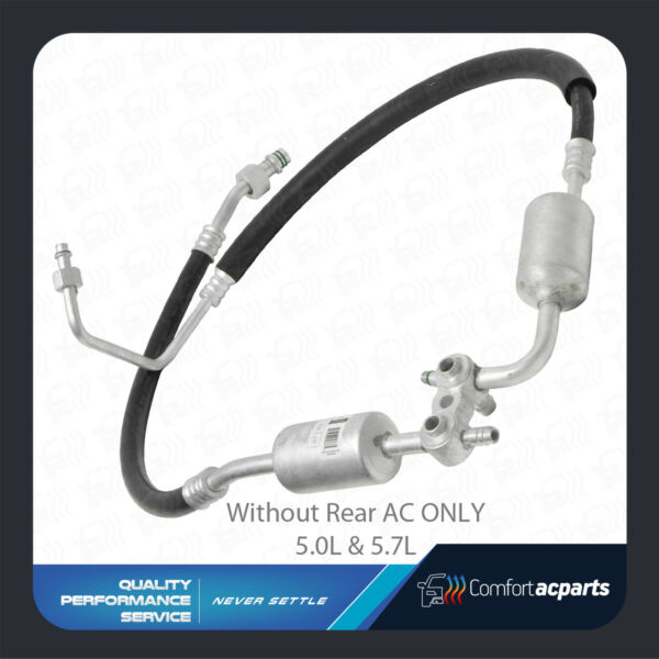 A/C Suction and Discharge Hose Fits: 1996-1999 Chevy Silverado Truck 5.0L