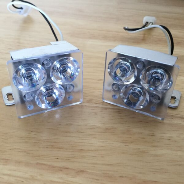 Whelen Liberty LR11 Super LED Alley Lights Takedown Pair