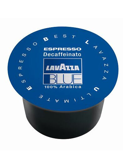 Lavazza BLUE Decaf Espresso  Capsules 600 Pack - NEW