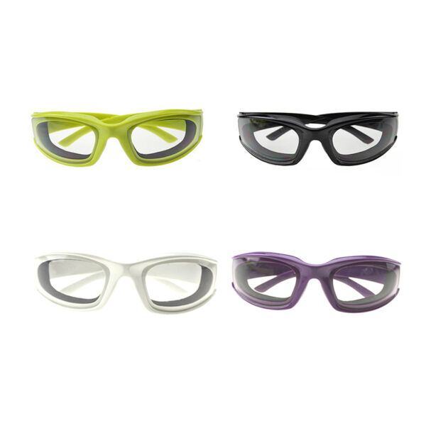 New Onion Goggles Eye Glasses Onions Chopping Tears Free Protector Kitchen Tool