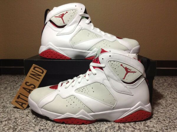 AIR JORDAN 7 RETRO Hare Bugs Bunny Nike VII 1 3 4 5 6 11 13 Bordeaux Flint DB 12