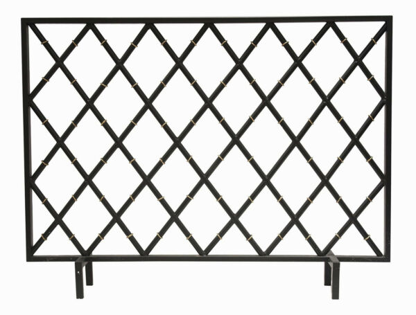 FIREPLACE SCREENS quot;BAMBOO GROVEquot; DECORATIVE FIRE SCREEN FIRE PLACE SCREEN