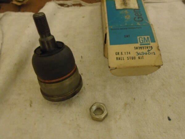 nos gm 1973 1974 cadilliac other years???? lower ball joint 3633416
