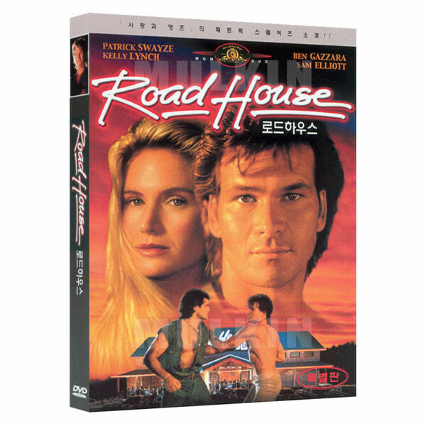 Road House 1989 Patrick Swayze DVD FAST SHIPPING