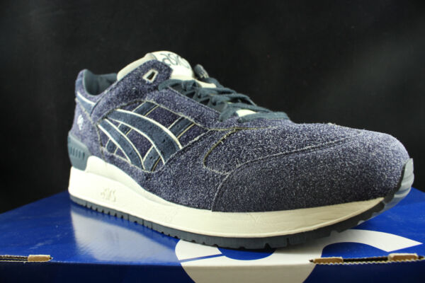 ASICS GEL RESPECTOR JULY 4TH INDEPENDENCE DAY PACK INDIA INK H6U3L 5050 SZ 9