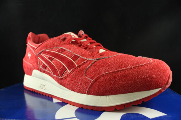 ASICS GEL RESPECTOR JULY 4TH INDEPENDENCE DAY PACK RED H6U3L 2525 SZ 14