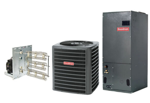 Goodman GSZ 2 12 Ton 14 SEER Heat Pump Split System