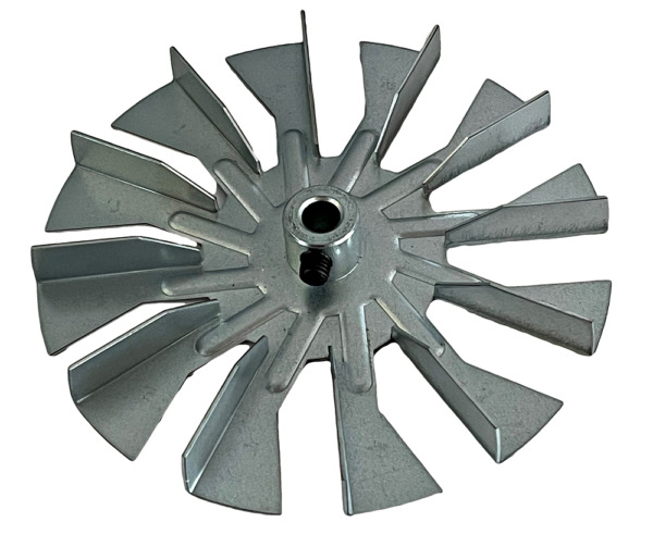 Pellet Corn Coal Stove Fireplace Exhaust Motor Fan Paddle Blade Impeller 4 34