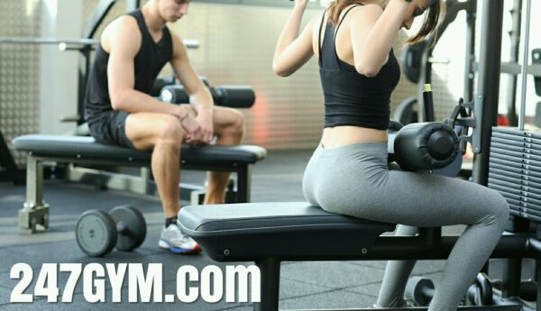 247GYM.COM Premium FITNESS GYM Keyword web website Domain Name RARE aged 1 2 3 4