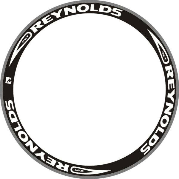 REYNOLDS Carbon Bike Bicycle Wheel Decals Stickers Rim Decals Cycle For 2WHEELS $19.50