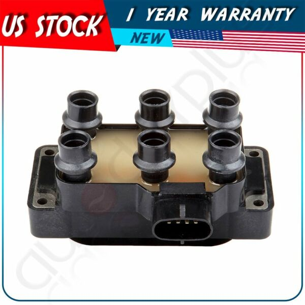 Ignition Coil New Pack for Ford Mazda Mercury 4.0L 4.2L V6