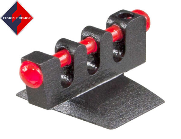 1911 Sight Front Red Fiber Optic Contour Base .270 Height $24.95