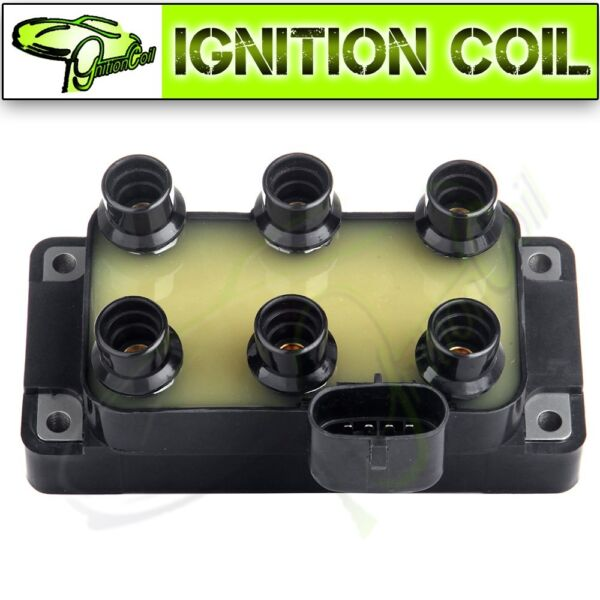 Brand New Ignition Coil for Ford Contour Mustang E150 Ranger Mazda Mercury FD488