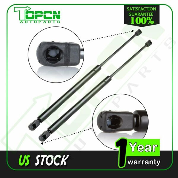 2 Rear Door Hatch Tailgate Lift Supports Struts For 2002-14 Mini Cooper