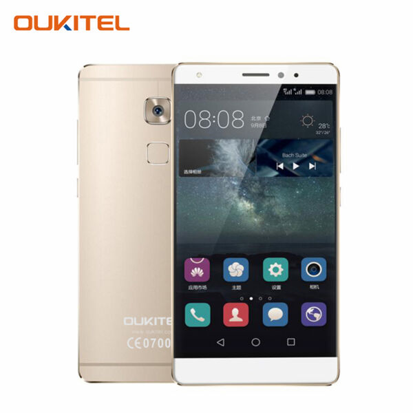 5.5'' OUKITEL U13 4G Smartphone Android 6.0 Octa Core 3GB+64GB ROM 13MP Cellular