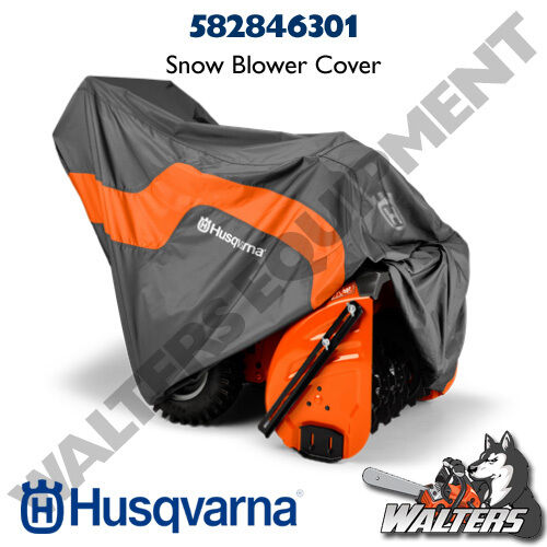 NEW Genuine Husqvarna Snow Blower Cover 582846301