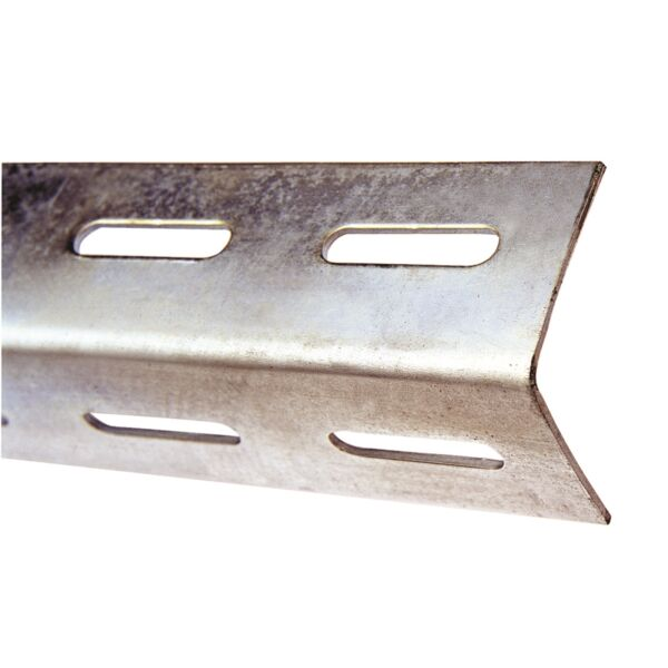 Metal Mate GALVANISED STEEL SLOTTED ANGLE 38x38x1.8mm 0.9m Length *AUS Brand