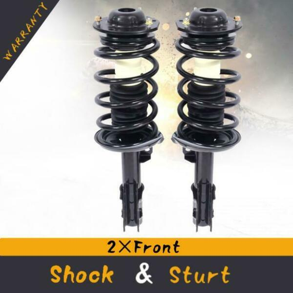 For 04-12 Chevrolet Malibu Front Quick Complete Struts & Coil Springs Assembly