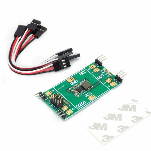 Q250 PDB Power Distribution Board for Racing Drones 5v BEC with ESC Connections