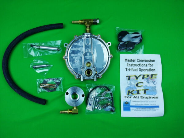 Onan Propane/Natural Gas Generator Tri-Fuel Conversion Kit