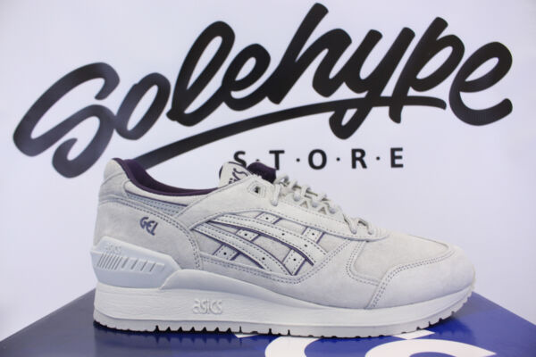 ASICS GEL RESPECTOR TONAL PACK LIGHT GREY H6B4L 1313 SZ 8.5