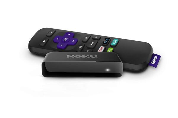 Roku Express  5X more powerful HD Streaming includes HDMI cable
