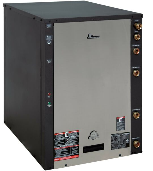 Geothermal heat pump 5 ton Climatemaster TBW060AGC00N0CS hydronic water to water