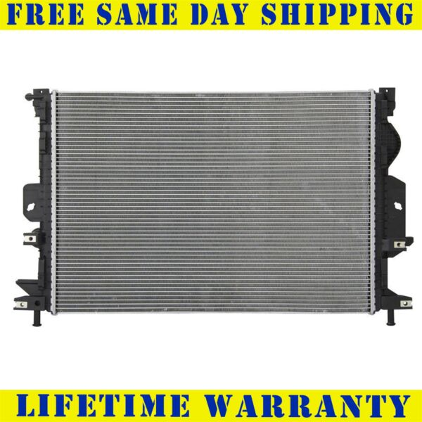Radiator For 2013-2018 Ford C-Max Lifetime Warranty Fast Free Shipping