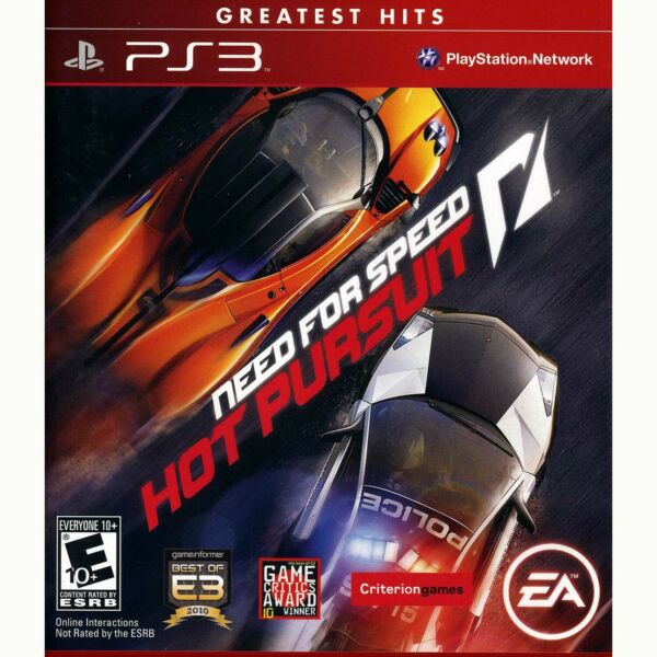 Need for Speed: Hot Pursuit PS3 [Brand New]