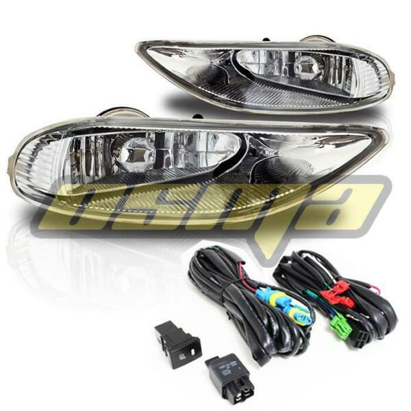 Fog Light for 02-04 Toyota Camry05-08 Corolla Bumper Driving Lamp+Switch+Wiring