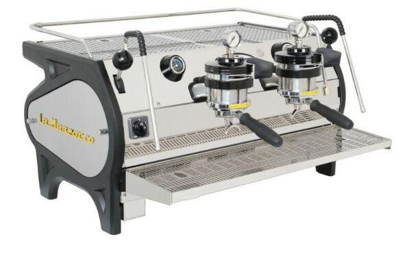 La Marzocco Strada Manual Paddle - 2 Group Commercial Espresso Machine