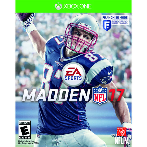 Madden NFL 17 Xbox One [Brand New]