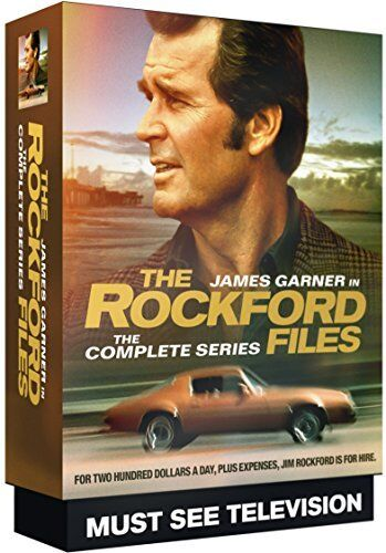 The Rockford Files Complete Series Dvd 22 Disc