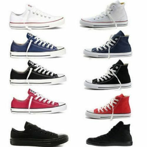 Men Women Lady ALL STARs Chuck Taylor Ox Low Top shoes casual Canvas Sneaker
