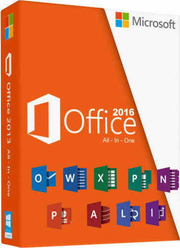 Office Professional Plus 2016 - 32/64 - Originale per 3 PC FATTURABILE