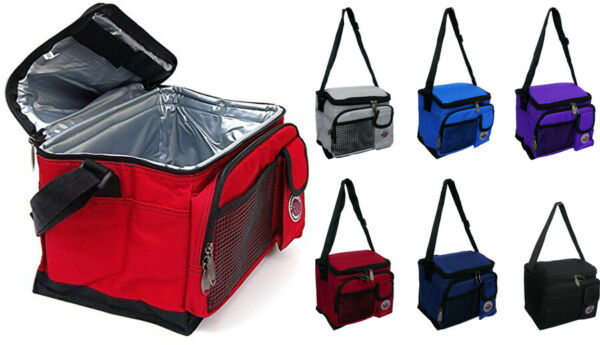 Premium Insulated Medium Lunch Bag With Shoulder Strap Lunch Box Cooler